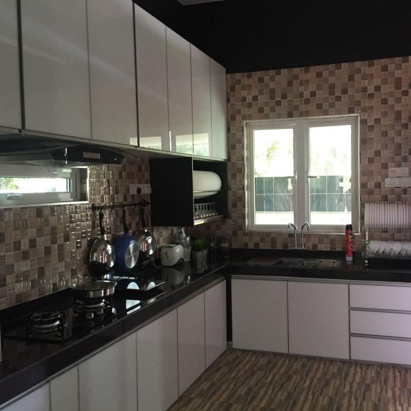 Aluminium Kitchen Cabinet & Wardrobe Malaysia - Wawasan ...